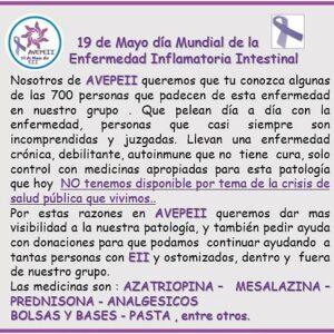 19 de Mayo Día de la visibilidad EII